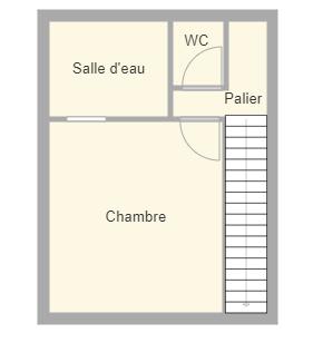 plan appartement tournesols etage